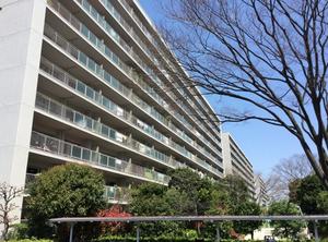 大倉山ハイム8号棟