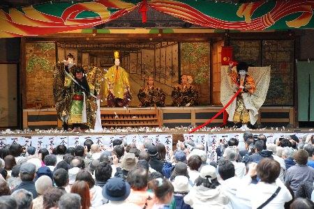 大鹿歌舞伎保存会