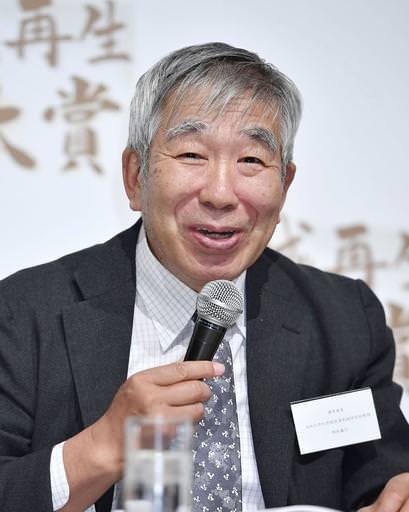 岡本義行法政大大学院教授