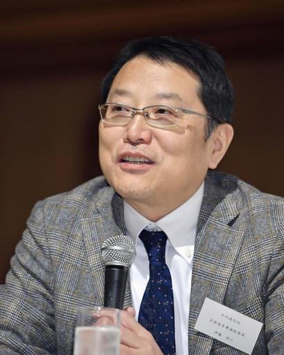 伊藤祐三共同通信社企画委員兼論説委員