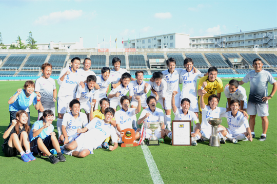 桐蔭横浜大学 (2年ぶり2回目)