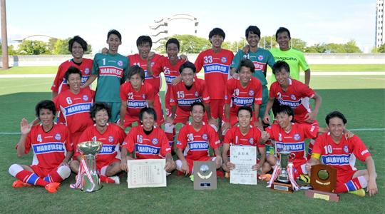 FCマルヤス岡崎 (12年ぶり2回目)