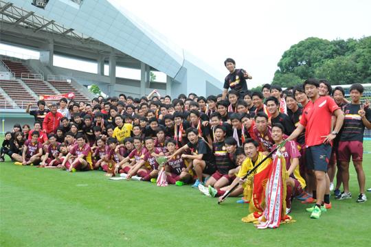 福岡大学 (5年連続30回目)