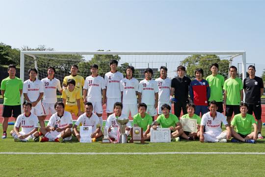 三菱重工長崎SC (3年連続9回目)