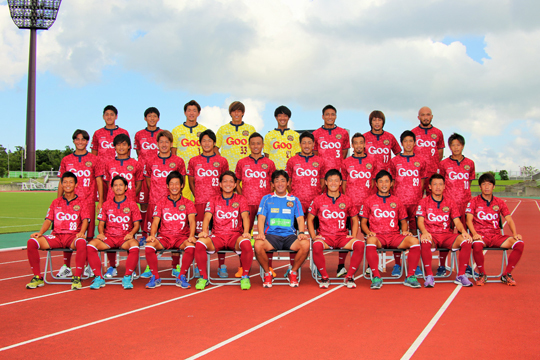 FC琉球 (6年連続9回目)