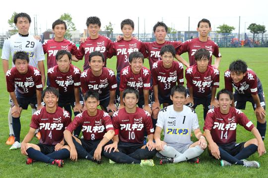 北海道教育大学岩見沢校(3年ぶり3回目)