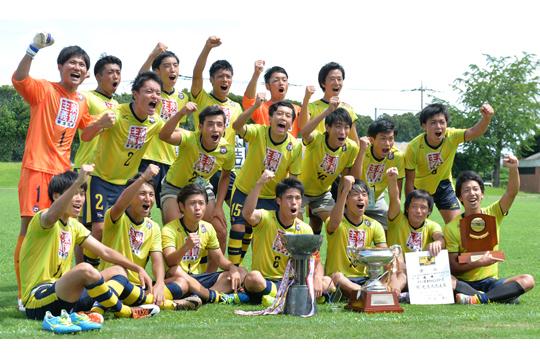 ザスパ草津チャレンジャーズ(3年ぶり2回目)