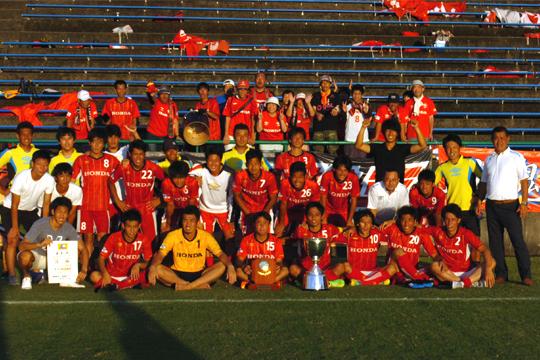 Honda FC(6年ぶり36回目)
