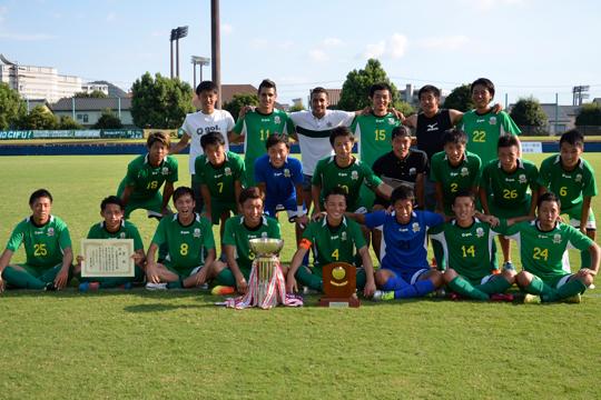 FC岐阜SECOND(2年連続8回目)
