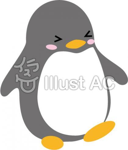 ペンギン. ペンギンのイラスト