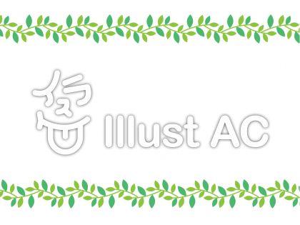 新緑 草のフレームイラスト ... : 子供 手紙 テンプレート : 子供