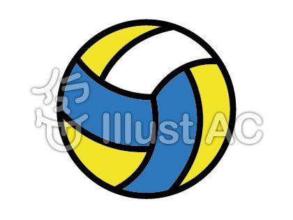 シンプル バレーボール ミカサ. シンプル バレーボール ミカサのイラスト