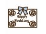 結婚祝いカード