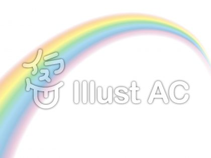 虹_PNG透過/Rainbow