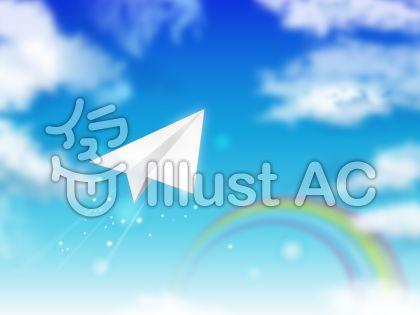 青空と紙飛行機05