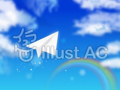 青空と紙飛行機06