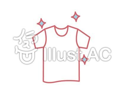綺麗なTシャツ