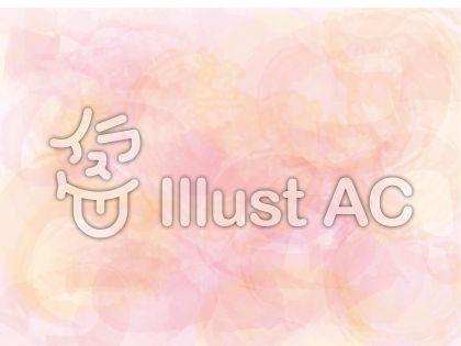 水彩桜色春色さくら色背景フレーム枠壁紙花