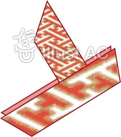 クリスマス 折り紙 折り紙 舟 : ac-illust.com