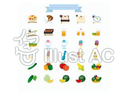 夏の食べ物