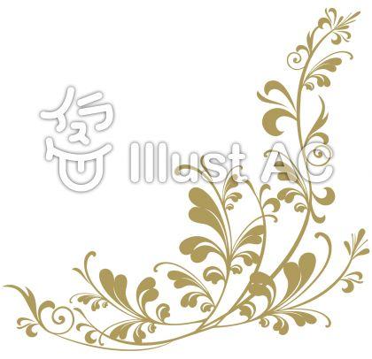 クラシックシンプルフレーム枠飾り枠装飾枠