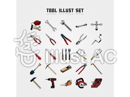 工具イラスト