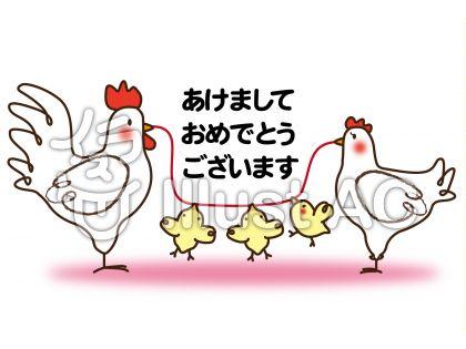 chicken_鶏の家族3