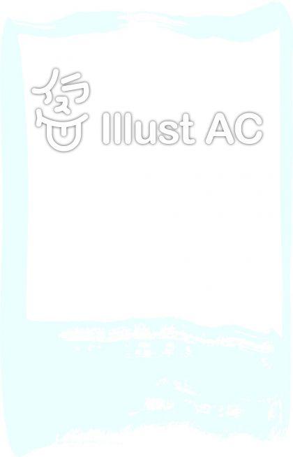 枠・フレーム・本・筆書き|無料筆文字素材