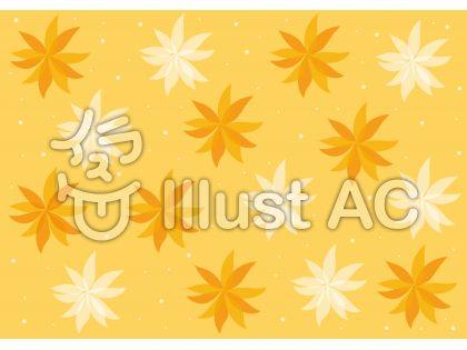壁紙-舞華-オレンジ