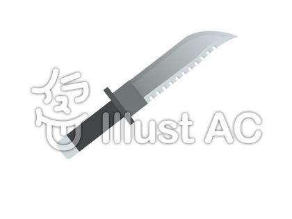 サバイバルナイフ1