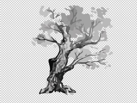 Ink Painting_Tree