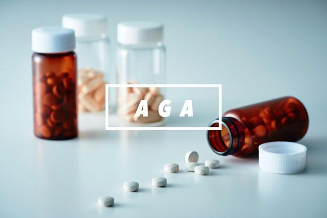 ハゲは投薬治療で治せる! 前頭部・頭頂部の薄毛を治すAGA治療薬とは アイキャッチ画像