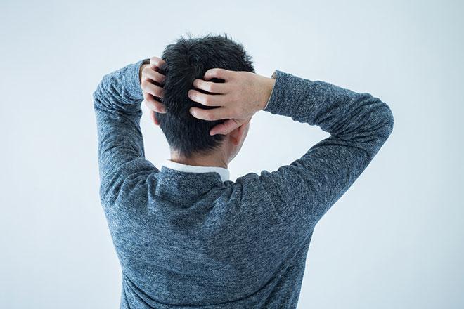 薄毛対策は「薄くなった原因」を知ることから始めよう! アイキャッチ画像