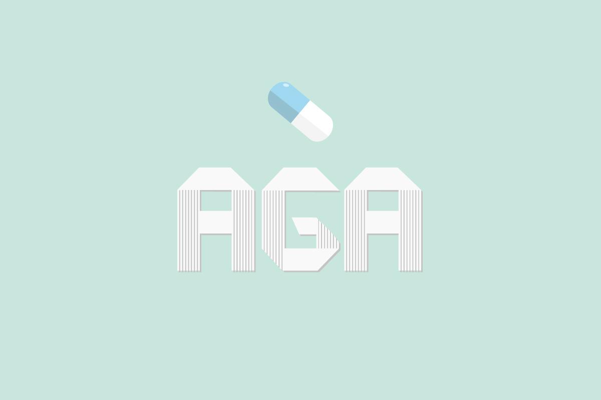 【薬剤師監修】AGAとはどんな脱毛症? 他の薄毛との違いを解説! アイキャッチ画像
