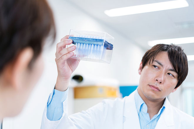 AGA治療への第一歩! ハゲの検査とは何者? アイキャッチ画像