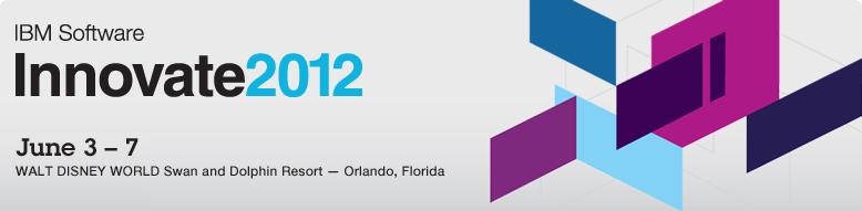 IBM Innovate2012