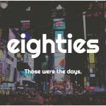 Eighties is a free theme for WordPress