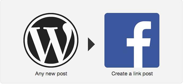 WordPress to Facebook recipe