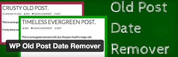 The WordPress Old Post Remover plugin