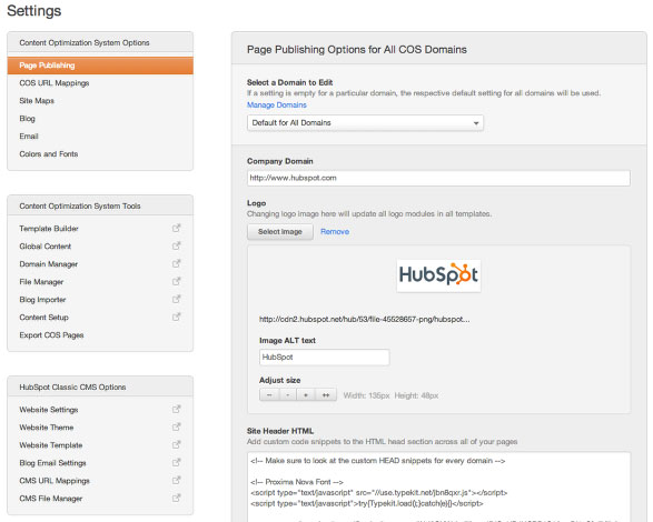 hubspot-page-publishing-option