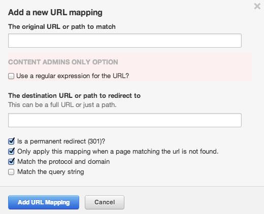 hubspot-url-mapping