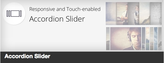 The Accordion slider plugin thumbnail