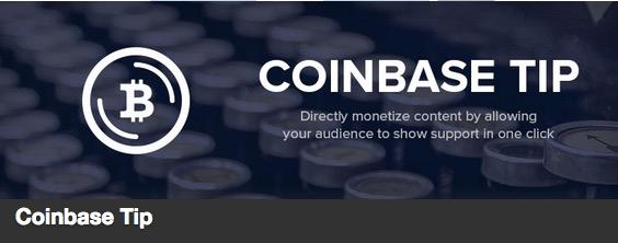 coinbase tip plugin thumbnail
