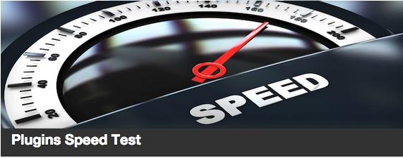 Plugins Speed Test thumbnail