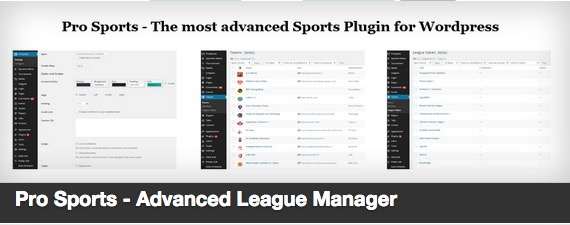 Pro Sports plugin thumbnail