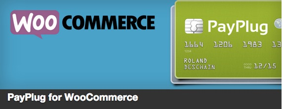 PayPlug for WooCommerce plugin thumbnail