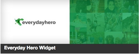 Everyday Hero Widget plugin thumbnail