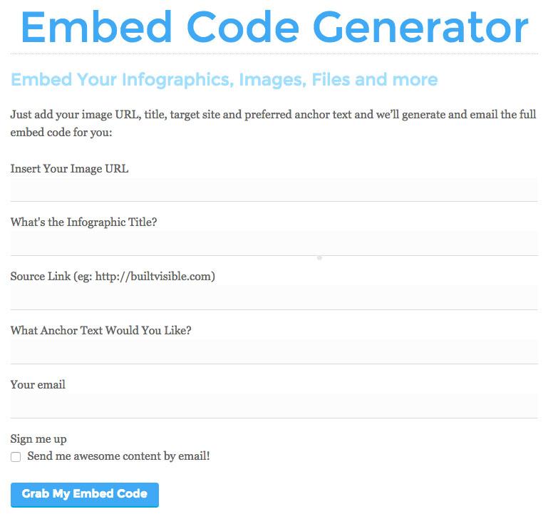 builtvisile-code-generator