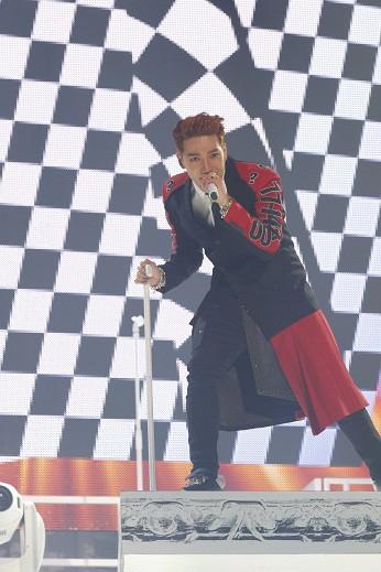 【ライヴレポ】Jun. K、ソロツアー最終日で見せた無限の才能 「僕は本当に幸せなやつです」