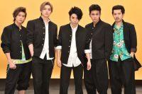 (左から)佐野岳、真剣佑、村上虹郎、北村匠海(DISH//)、太賀